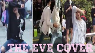 The eve ( exo cover) ♡o。(๑๏‿ฺ๏๑)。o♡