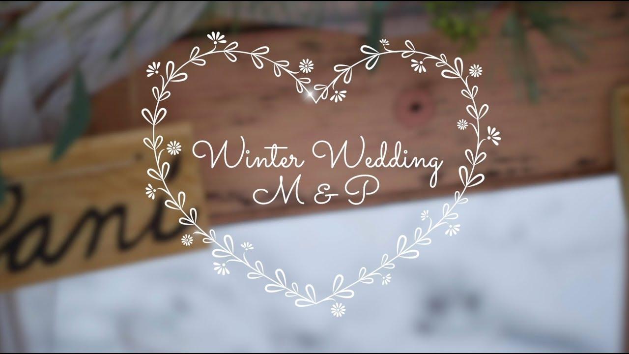 Winter Wedding Promo Video 2019