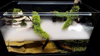 Искусственный Туман и Водопад, своими руками!