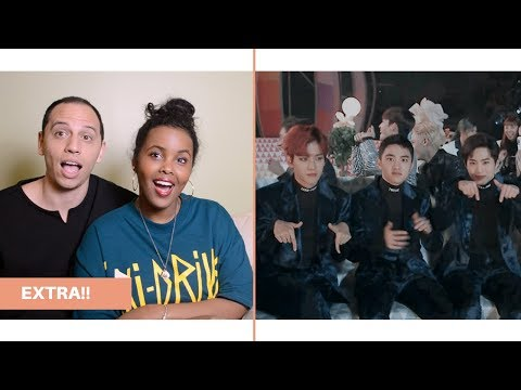 EXO BEING TOO EXTRA AT AWARDS SHOWS 2.0 REACTION (EXO REACTION)