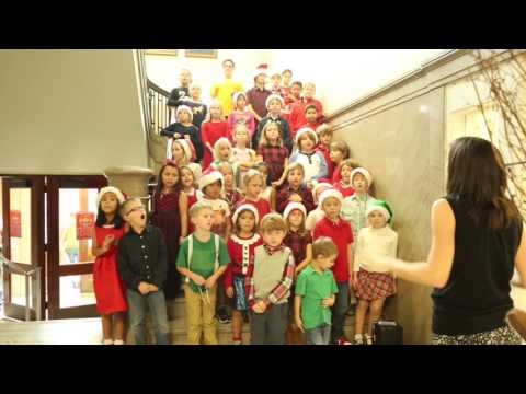 Satori School Choir Carolers