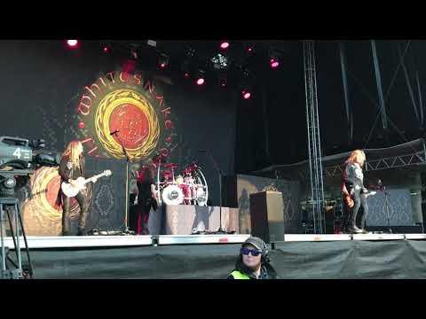 Whitesnake - Shut Up & Kiss Me - Sauna Open Air Tampere 13.07.2019 live