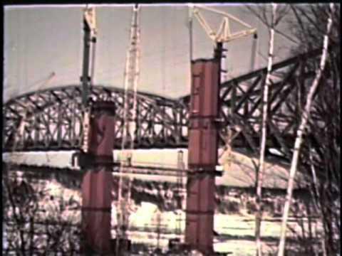 Capsule 3 - La construction du pont Pierre Laporte - Ville de Québec, Canada