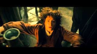 LOTR The Fellowship Of The Ring - At The Sign Of The Prancing Pony