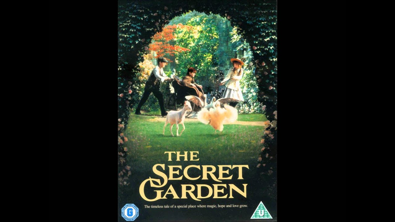 Secret Garden: The Secret Garden Piano Theme Music