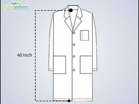how to draw a scientist coat