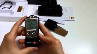 Термогигрометр Testo 610(http://www.gmc2.ru/NDT/termogigrometr/test61000 Термогигрометр testo 610. Прибор для измерения влажности,температуры, температуры..., 2014-03-25T05:46:18.000Z)