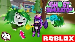 👻 CHYTÁM DUCHY + KÓD - Ghost Simulator | Roblox | tNo CZ/SK