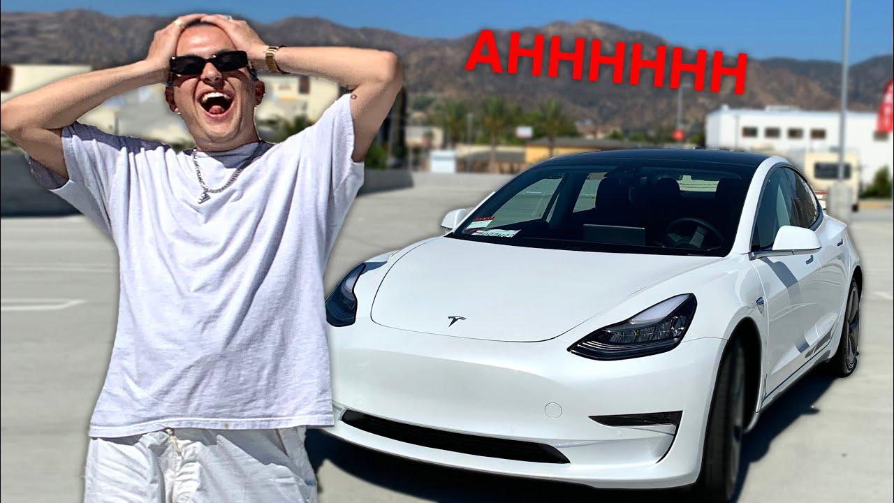 I Bought My Dream Car: Tesla Model 3