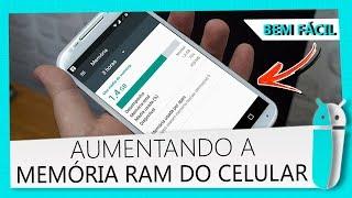 Como aumentar a memoria (RAM) do Android Sem (ROOT)