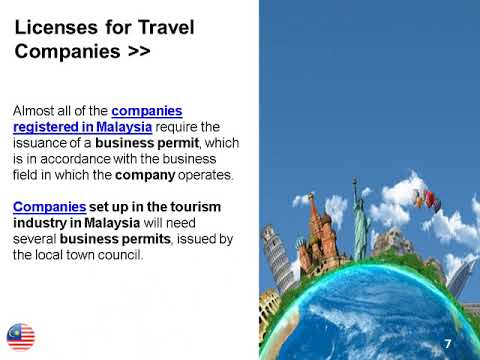 Open a Travel Agency in Malaysia