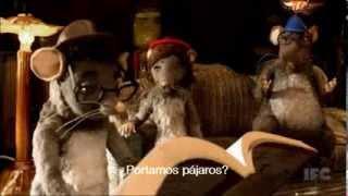 Portlandia - Rats [Subtitulos En Español]
