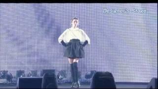 香里奈 in Tokyo Girls Collection (TGC, 東京ガールズコレクション) 2010 A/W.