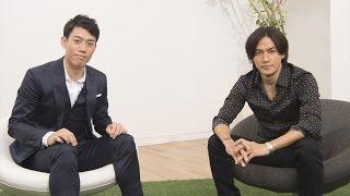 日本が世界に誇るテニスプレーヤー錦織圭選手と稲葉浩志の対談を公開! ...