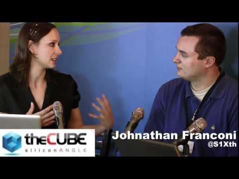 Johnathan Franconi - Guard Insurance Group - Dell Storage Forum 2011 - TheCUBE
