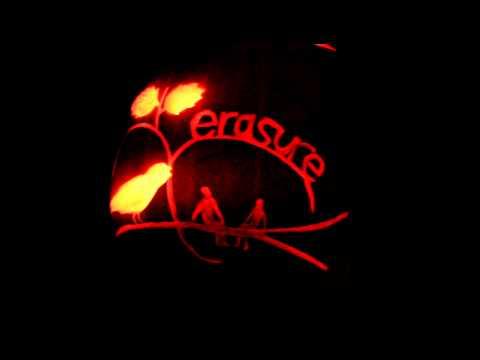 Erasure Jack-O'-Lantern Pumpkin - Nightbird Themed