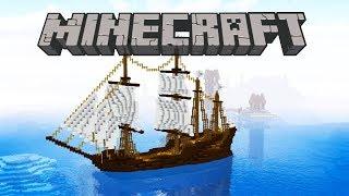 Large Ship Part 3  | Minecraft 1.12 Survival Let's Play | Episode 46