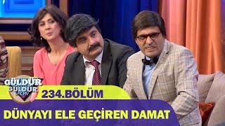 Dünyayı Ele Geçirmek İsteyen Damat - Güldür Güldür Show 234.Bölüm