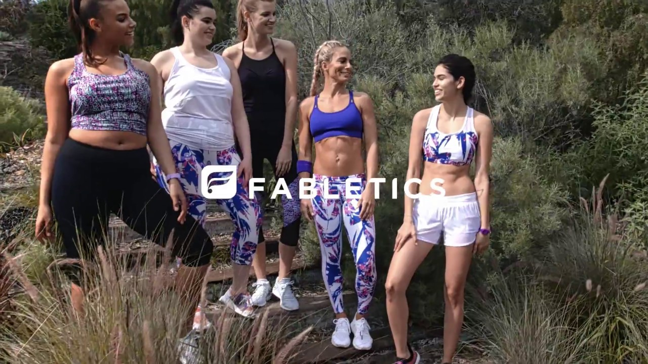 a09f8311ca Fabletics May Collection - Summer-Ready Activewear - YouTube