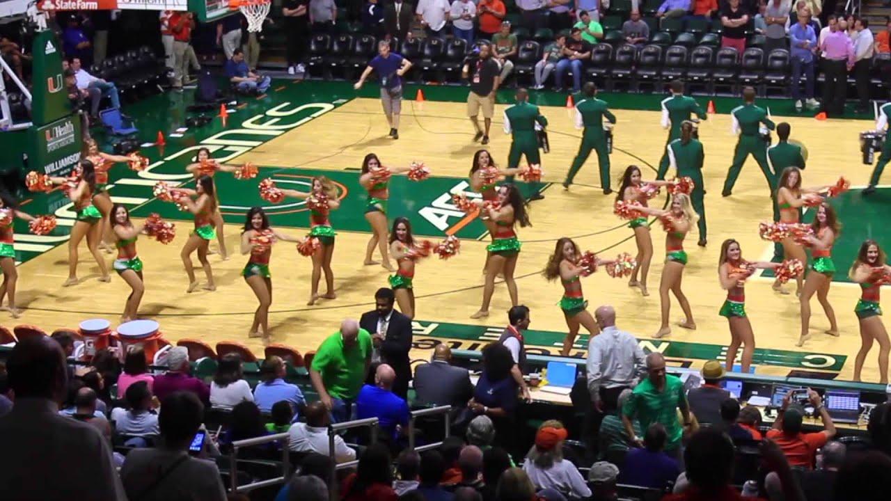University Of Miami Dance Team