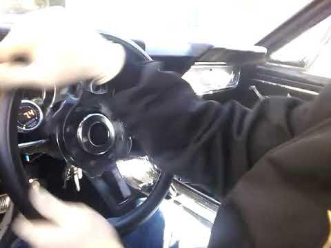 66 Mustang Inline 6 turbo