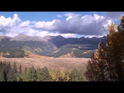 Autumn, Eagle County Colorado