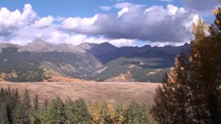 Autumn, Eagle County Colorado