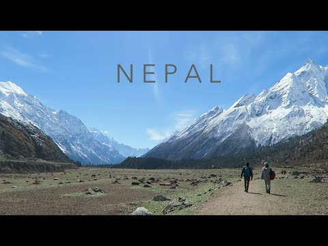 NEPAL Travel Vlog | angelineetan