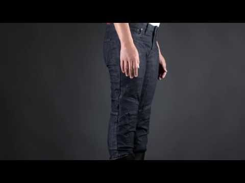 6a5d331c1da2 Alpinestars Riley Woman s Denim - YouTube