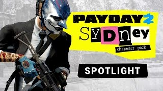 PAYDAY 2: Character Pack Spotlight - Sydney