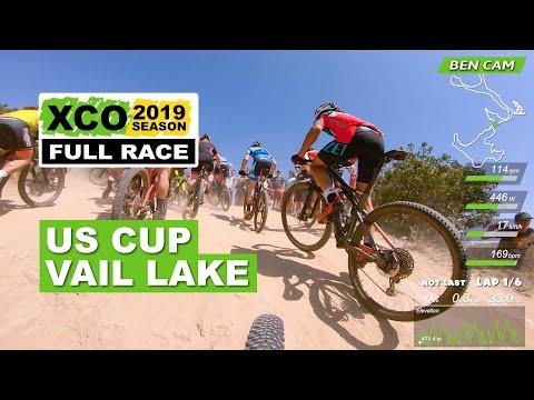 2019 US Cup XCO #2 Vail Lake | UCI Elite Men | Full Race