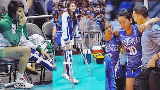 ACL KNEE INURY: Volleyball Players Who Overcame It