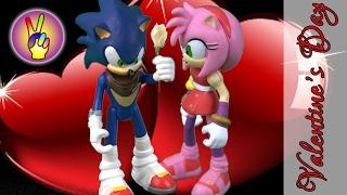 Мультик игрушки Супергерои. Подарок на 14 февраля День Святого Валентина от Соник Бум. Victoria Play