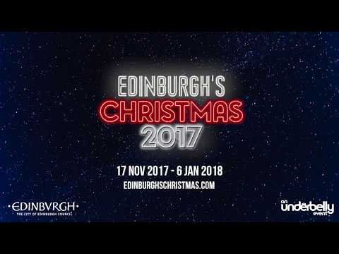 Edinburgh's Christmas Trailer 2017 Mp3