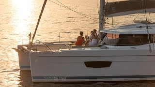 The Hélia 44 évolution - Fountaine Pajot Sailing Catamarans