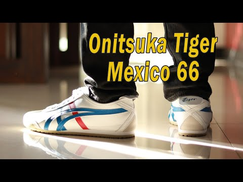 Onitsuka Tiger Mexico 66 Review On Feet