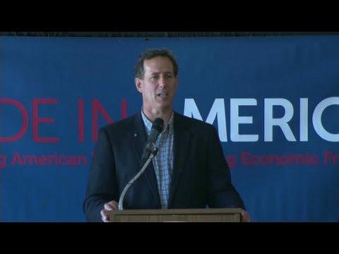Rick Santorum: Unemployment