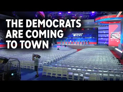 Houston mirrors the nation in 3rd Democratic debate