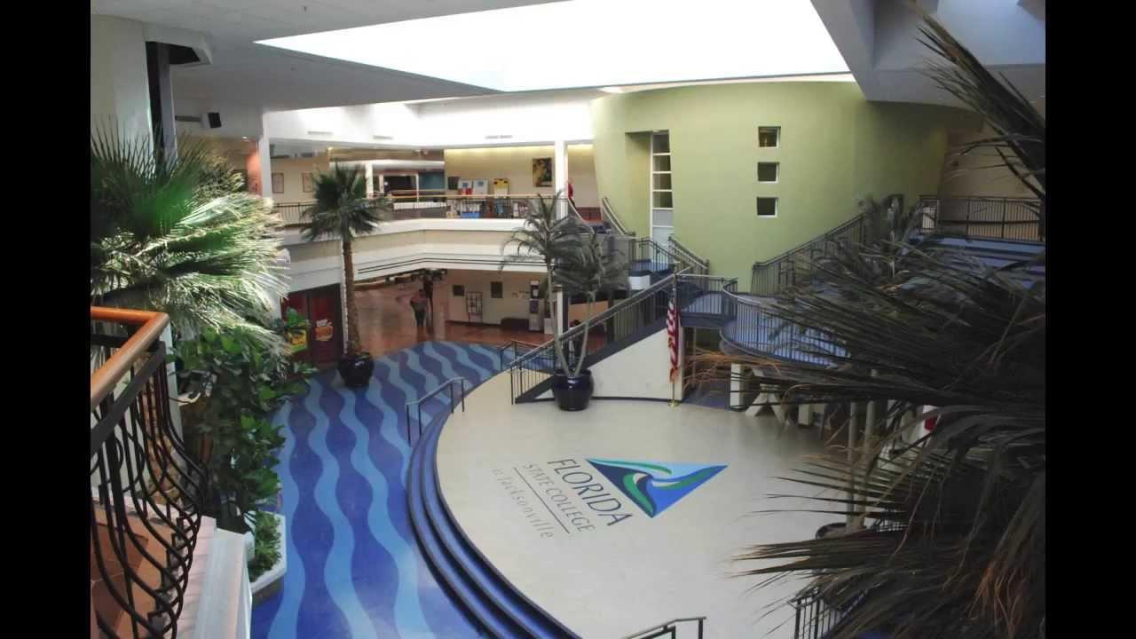 Florida State College Jacksonville Interior Design