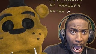 TERRIFYING JUMPSCARE |Five Nights at Freddy