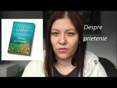 """""""Aleea Cu Licurici"""" De Kristin Hannah / Despre Prietenie"""
