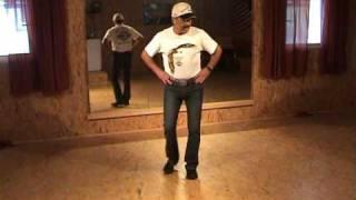 Line Dance: Clickety Clack (solo)