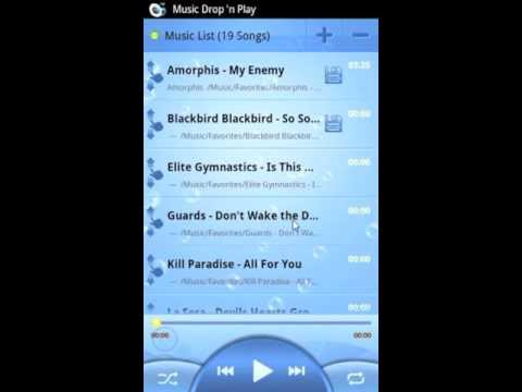MusicDropNPlay for Android Dropboxers