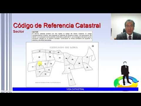 Código Referencia Catastral Nilton Paredes