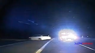 Georgia Police Chase High Speed PIT