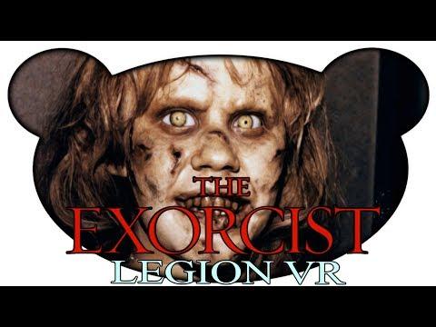 The Exorcist: Legion VR #01 - Die Sau gehört Pazuzu (Horror Gameplay Deutsch)