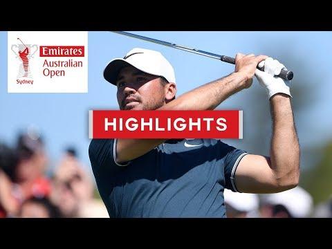 Round 3 Highlights - 2017 Emirates Australian Open