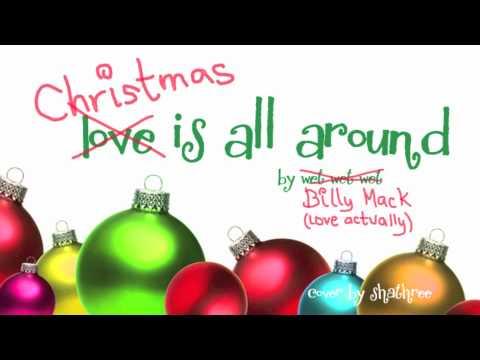 Christmas Is All Around.Christmas Is All Around Billy Mack Wet Wet Wet Cover