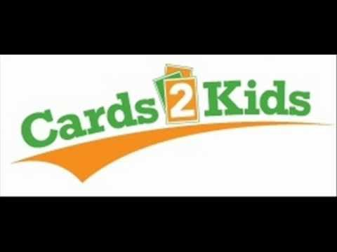 Cards 2 Kids: One Of The Best Places To Donate Your Unwanted Cards!
