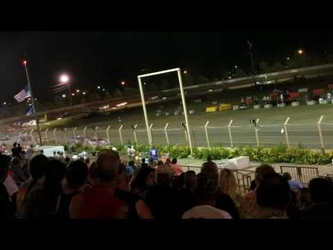 NCRA Late Models, A Feature (1) 60th Hutchinson Grand Nationals